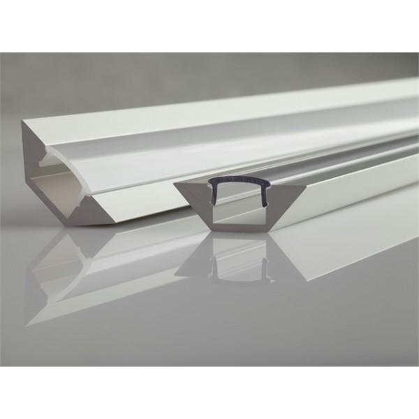 Cerca led profile for Profilo alluminio led leroy merlin